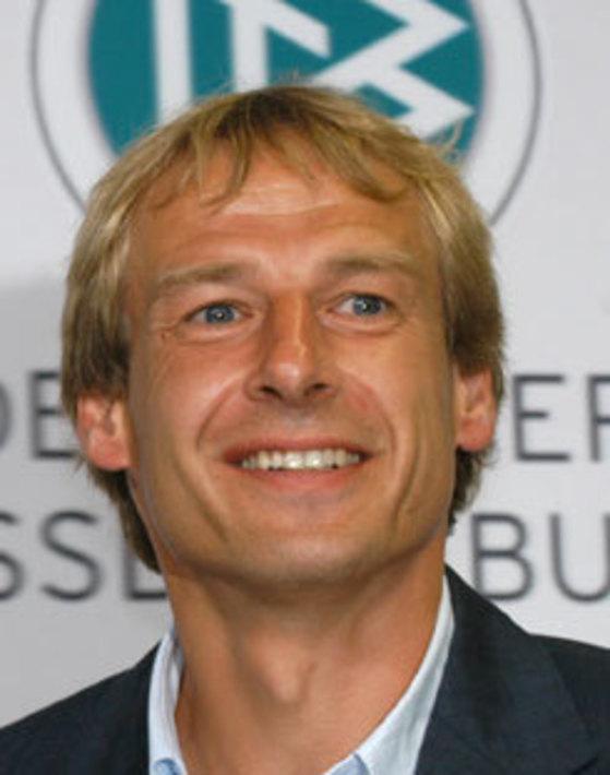 일본대표팀 차기 사령탑으로 거론되는 위르겐 클린스만 전 미국대표팀 감독. 중앙포토