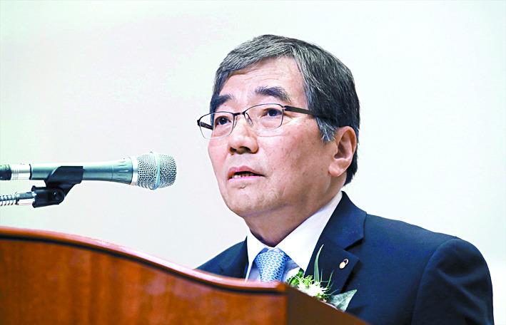 윤석헌 금융감독원장. 오종택 기자