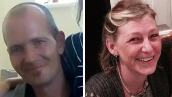 신경작용제 노비촉에 노출된 것으로 확인된 영국 남녀 찰리 롤리(45·왼쪽)와 던 스털저스(44). [페이스북=BBC 캡처]