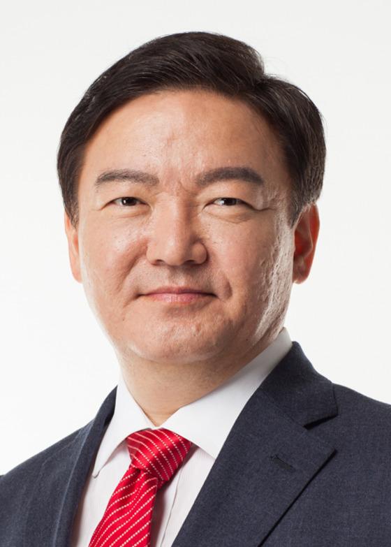 민경욱 자유한국당 의원.