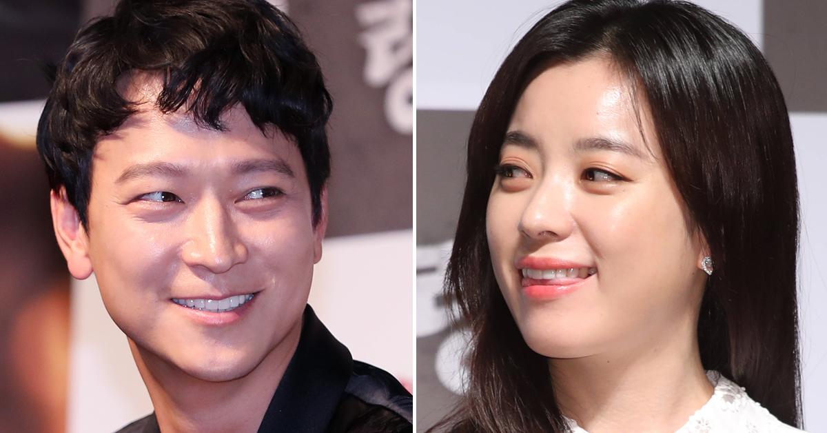배우 강동원(左), 한효주(右). [일간스포츠]