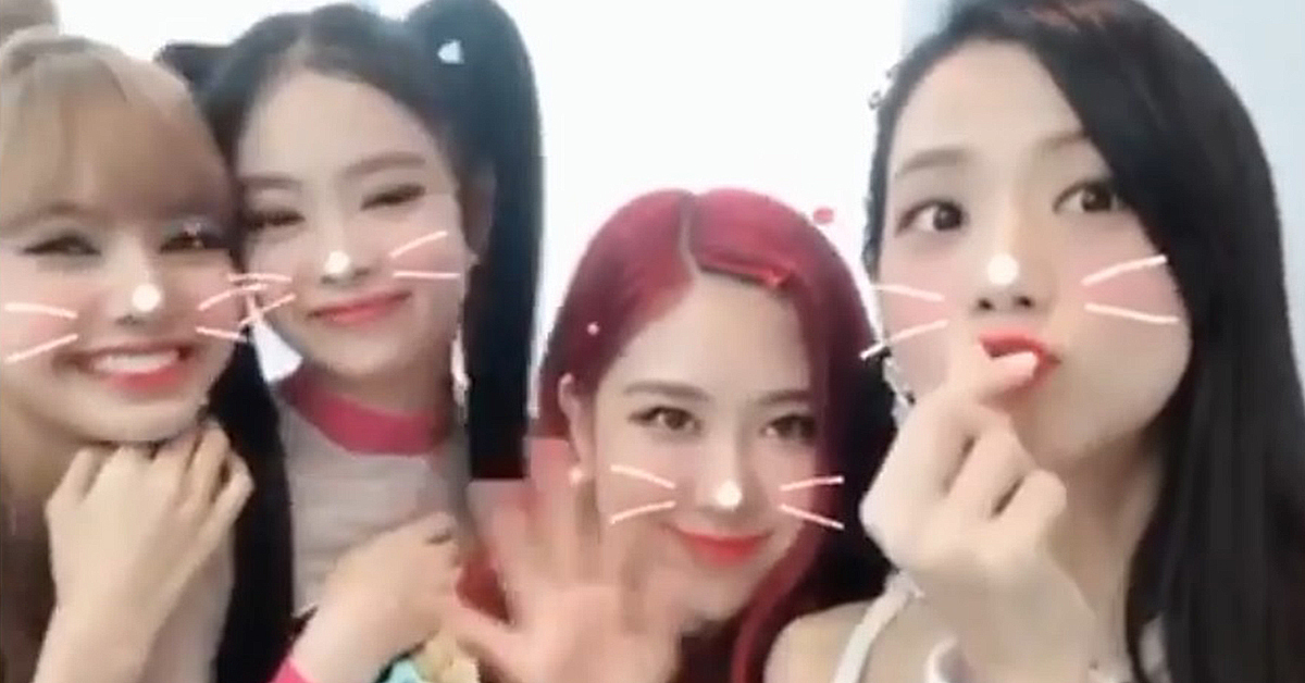 BLACKPINK Becomes the Girl Group with the Most Instagram