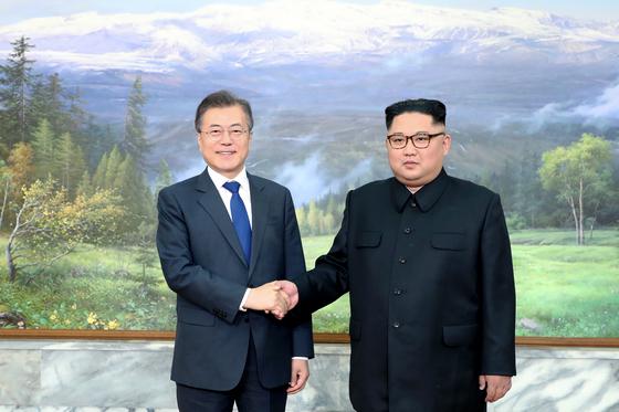 5.26 2차 남북 정상회담. [청와대]