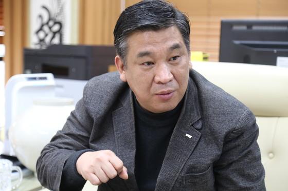 최승재 소상공인연합회장. 중앙DB