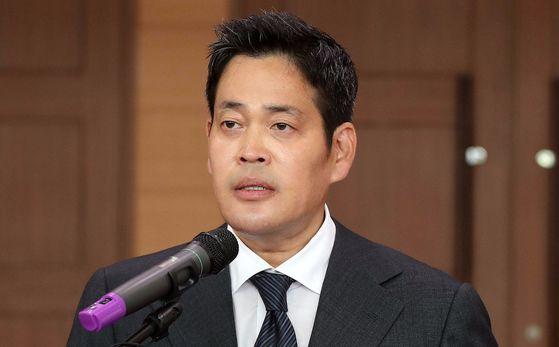 정용진 신세계그룹 부회장.