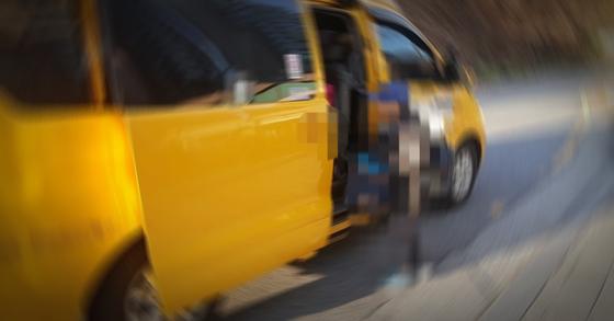 통학버스. 사진은 기사 내용과 관련 없음. [중앙포토]