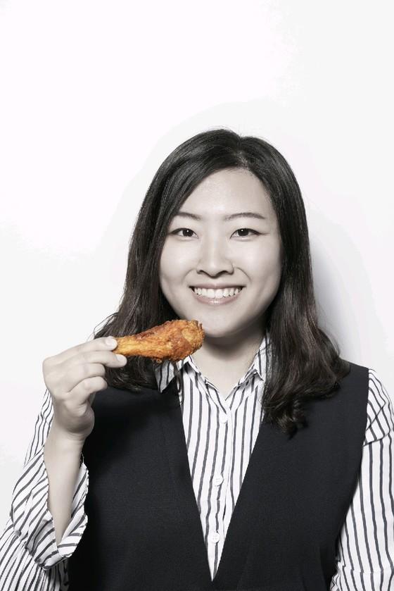 김미정 치킨 소믈리에 수석. [사진 배달의민족]