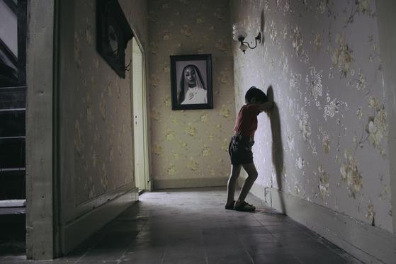 인도네시아 공포영화 흥행 1위 '사탄의 숭배자'. 한국 기업이 제작에 참여했다. [사진 부천영화제]