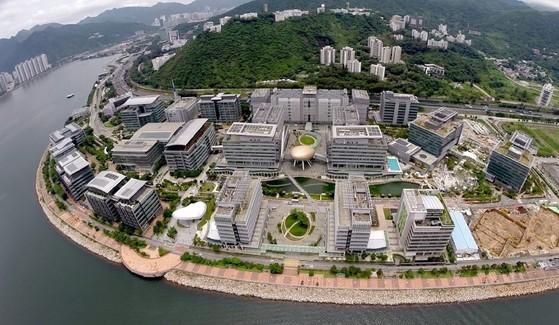 홍콩 사이언스 파크 [사진 Capus Land]
