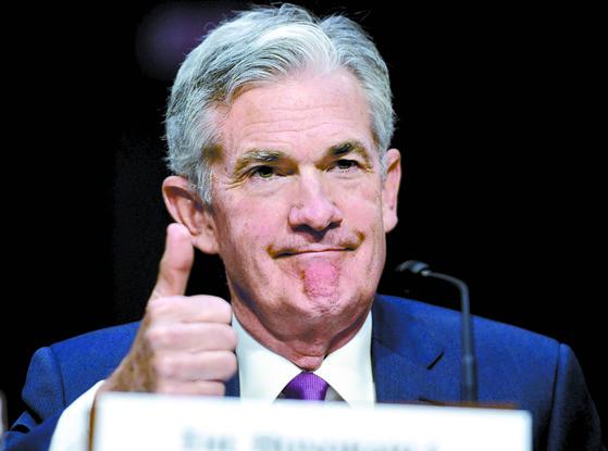 파월 Fed 의장