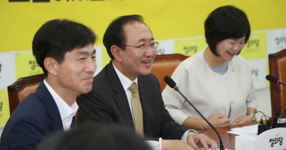노회찬 의원의 마지막 논평…삼성 백혈병 합의·KTX승무원 복직