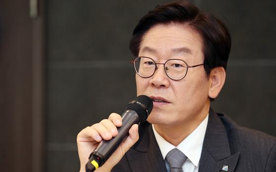 이재명 경기지사 [사진 경기도]