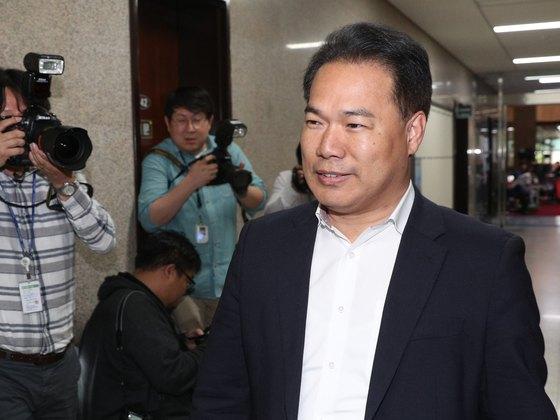 이용주 민주평화당 원내대변인. [뉴스1]