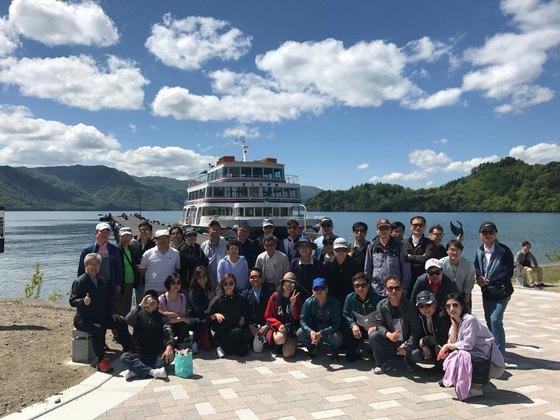 18기 졸업여행(일본 아오모리)