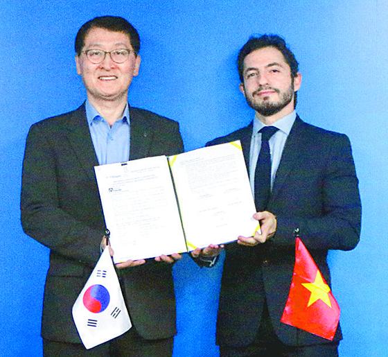 신한은행, 베트남 디지털 업체들과 제휴