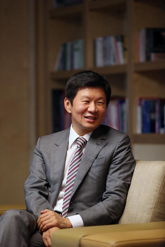 전국경제인연합회는 정몽규 HDC그룹 회장을 초대 남북경제교류특별위원회 초대 위원장에 선임했다고 29일 밝혔다. [사진 전경련]