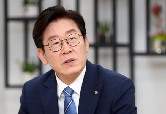 이재명 경기지사 [뉴스1]