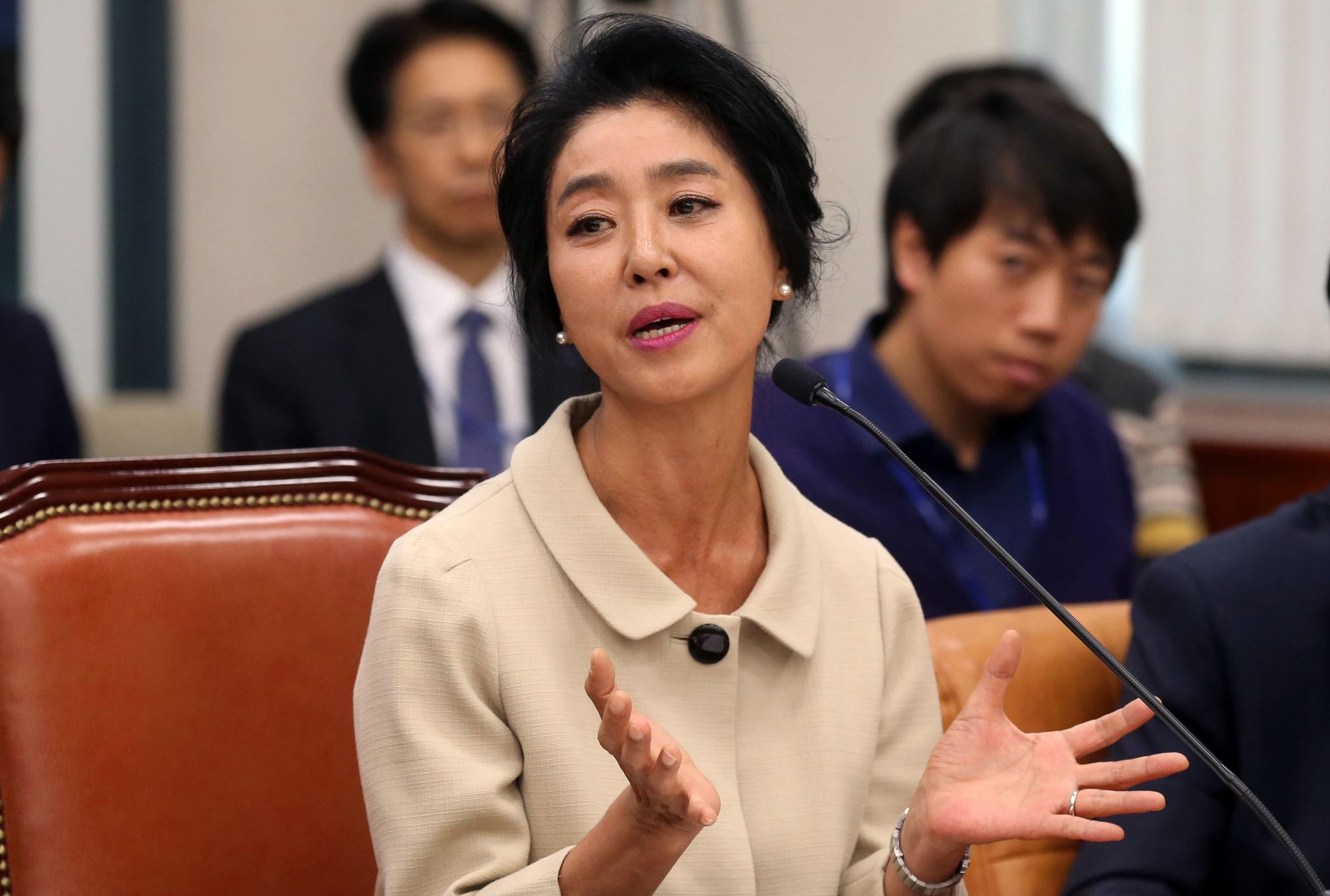 배우 김부선. [중앙포토]