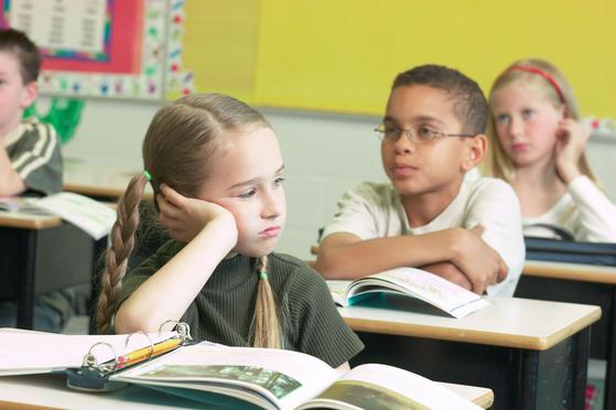 집과 학교의 평가에 따라 나뉘는 네 가지 유형의 아이들. [중앙포토]