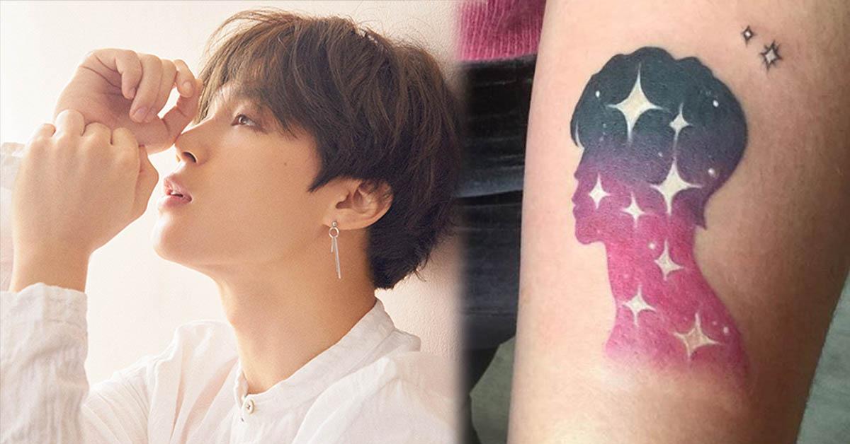 jimin tattoo