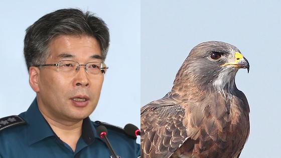 민갑룡 경찰청장은 명석하고 집념이 강한 매상이다.