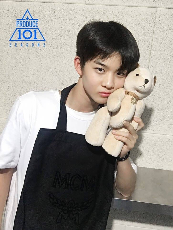 Photo from Produce 101