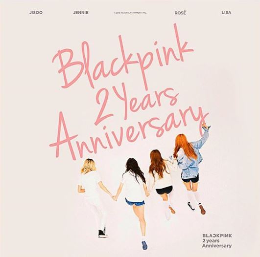 Photo from official Instagram @blackpinkofficial