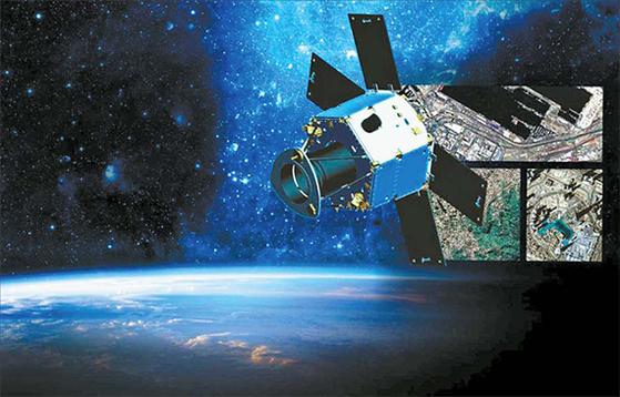 아랍에미리트의 모하메드빈라시드 우주센터가 오는 10월 자국 인공위성 칼리파샛 발사를 앞두고 만든 특별 홈페이지 화면. [사진 쎄트렉아이]