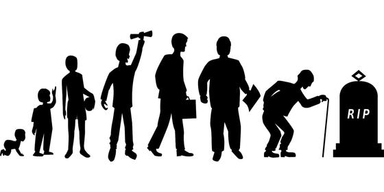 죽음 앞에 초연할 수 있으면 삶을 사느라고 그리 애를 쓰지 않아도 되리라.[사진 pixabay]