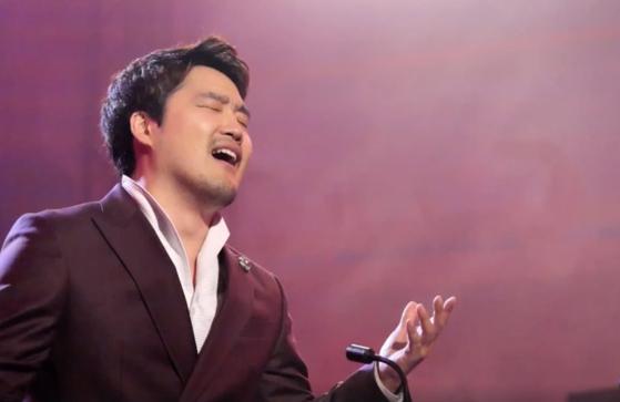 늦게 피어난 재능으로 세계 무대에서 주목받고 있는 테너 김건우. [사진 티엘아이 아트센터]