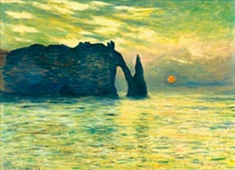 모리스 르블랑의 '기암성'에 등장하는 바늘바위