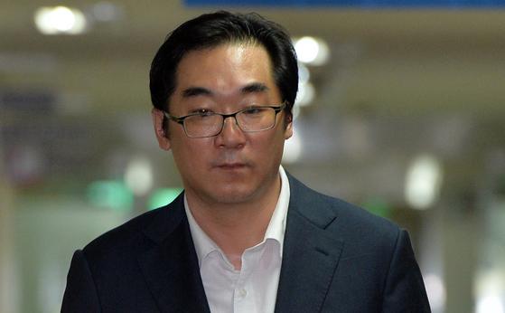나향욱 전 교육부 정책기획관 [뉴스1]