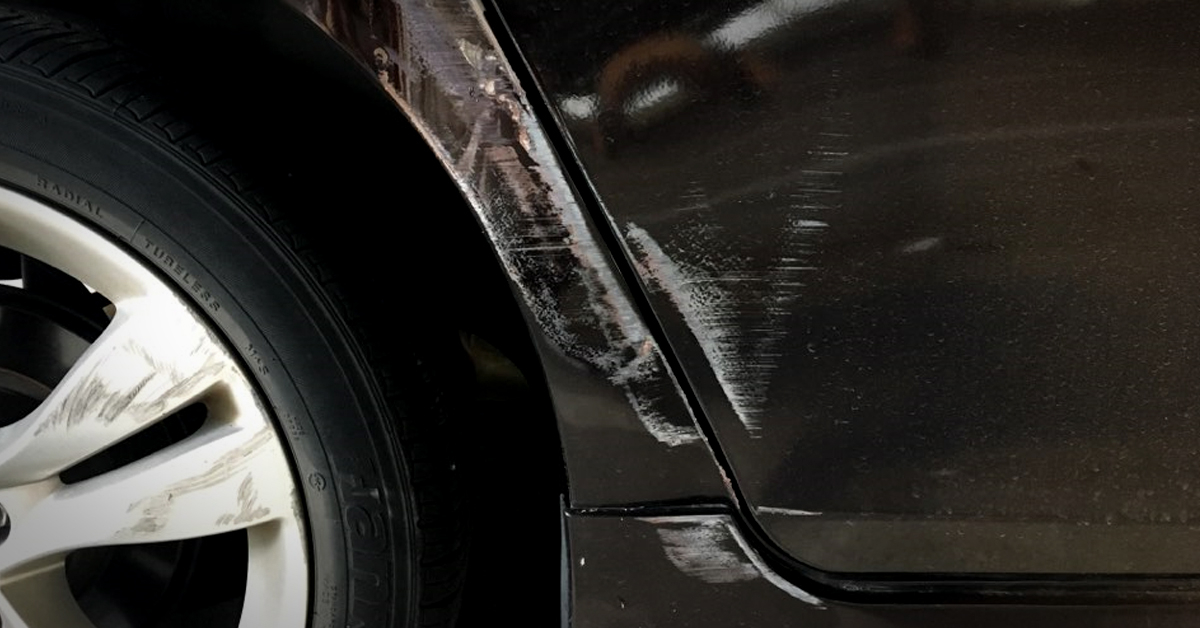 올 하반기부터 경미한 접촉사고가 났을 경우 자동차 외장부품 교체가 불가능해질 전망이다. [중앙포토]