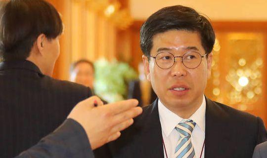 백원우 청와대 민정비서관 [연합뉴스]