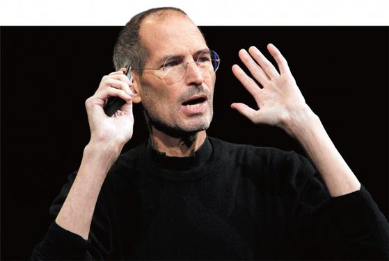 스티브 잡스는 자아도취 성향과 겸손을 동시에 갖춘 혁신적 지도자로 꼽힌다.