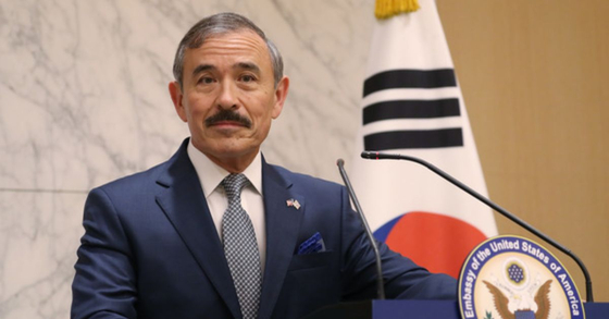 해리 해리스 주한미국 대사. [연합뉴스]
