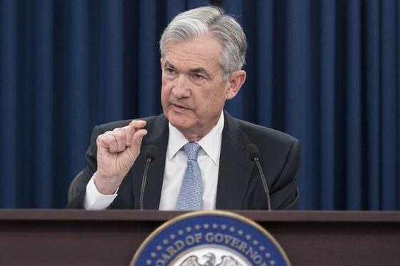 제롬 파월 미 연방준비제도(Fed) 의장. [중앙포토]