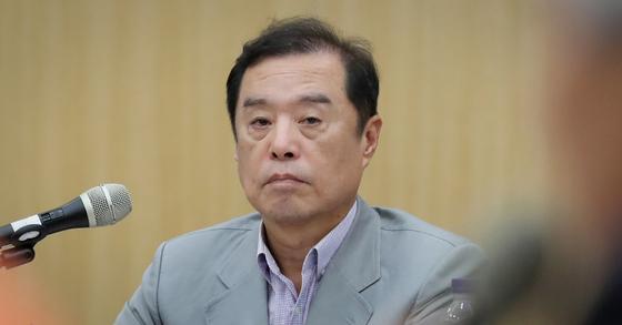 김병준 자유한국당 비상대책위원장. [뉴스1]
