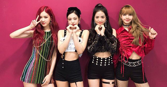 Photo from official Blackpink Instagram