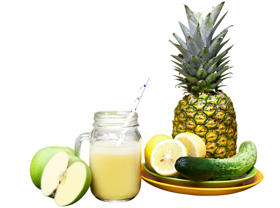 아침에 갈아먹는 채소·과일 주스 때문에 당이 높아지는 경우가 종종 있다. [중앙포토]