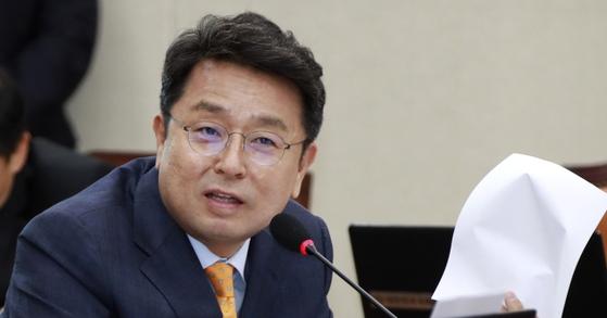이철희 더불어민주당 의원. 임현동 기자