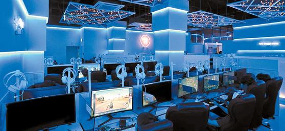 선택적 무인화 솔루션인 '아웃'을 적용하면 CCTV 16대를 통해 보안 상태를 실시간 점검할 수 있다. [사진 브이에스파트너스]