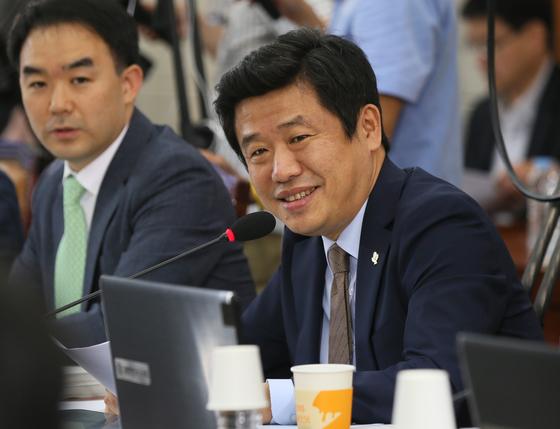 유의동 바른미래당 의원 [중앙포토]