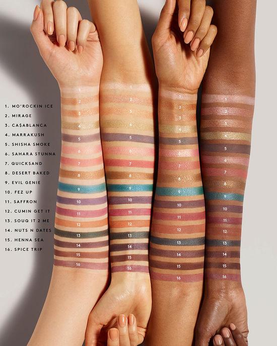 기존 브랜드가 간과했던 유색인종을 위한 다양한 색조를 개발해 호응을 얻고 있는 리한나의 펜티 뷰티 색조 제품. [사진 펜티 뷰티 홈페이지]