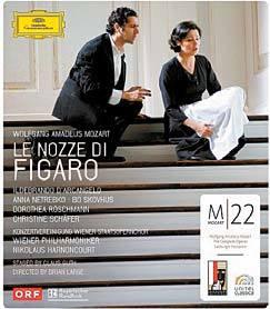 모차르트 오페라 '피가로의 결혼' 2006년 잘츠부르크 페스티벌 공연. 음반과 영상으로 출시되었다.