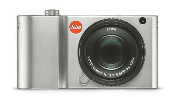 라이카 미러리스 카메라 TL2-실버