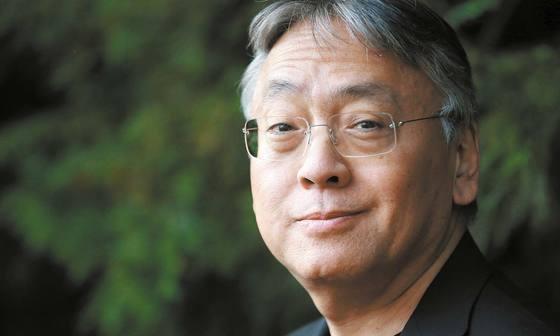 2017년 노벨 문학상 수상자 가즈오 이시구로. [AP=연합뉴스]