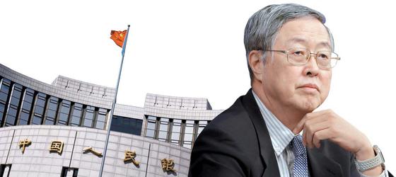 저우샤오촨 중국인민은행장