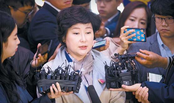 고(故) 김광석씨의 전부인 서해순씨는 경찰 조사 결과 무혐의 처분을 받았다.