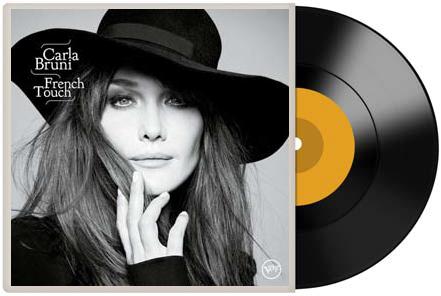 프랑스 가수 카를라 브루니의 음반 'French Touch'